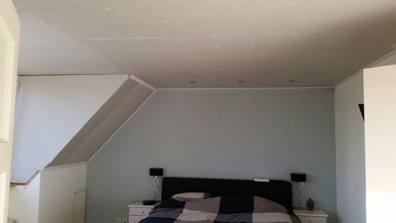 Bekend Plafond renovatie boerderij - Workum - Stephan Mast BL95